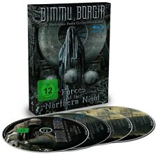 Dimmu Borgir - Forces Of The North 2CD 2 Blu-Ray LIMITED Edition AS NEW