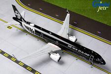 Gemini Jets 1:200 Air New Zealand Airbus A321-200 NEO 'All Blacks' ZK-NNA