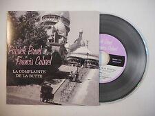 PATRICK BRUEL & F. CABREL : LA COMPLAINTE DE LA BUTTE ▓ CD SINGLE PORT GRATUIT ▓