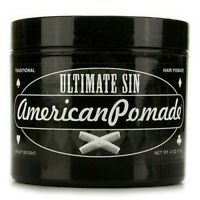American Pomade Ultimate Sin Hair Pomade