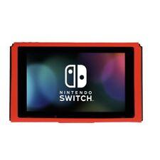 Etui En Silicone Rouge Pour Nintendo Switch Neuf