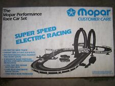 NOS Mopar Performance Loop Shoot Super Speed Electric Racing Set circa 1992 #1