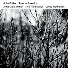JOHN POTTER - AMORES PASADOS  CD NEW+ JONES/CAMPION/PICFORTH/STING/+