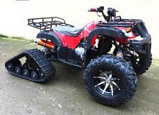 250CC ZONGSHEN WATER COOLED MOTOR MANUAL CLUTCH CRAWLING TRACKS WHEELS  QUAD ATV