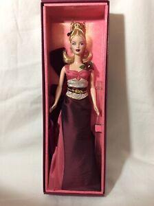 Avon Exotic Intrigue Barbie
