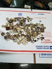SILVER SCRAP CONTACTS  1LB., 453.592 grams, combined shipping on multiple items