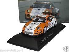 Porsche 911 GT3R hybride Test Atlanta Place De Edition 09/2015 Spark 1:43 neu