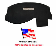 2000-2005 Dodge Neon Black Carpet Dash Cover Mat Pad DO32-5