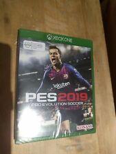 Xbox One PES 2019 Pro Evolution Soccer USK 3 Nagelneu & Versiegelt