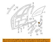 GM OEM FRONT DOOR-Regulator Assembly Stud Right 16629722