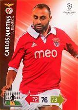 62 Carlos Martins - UEFA Champions League 2012/2013 - Panini Adrenalyn XL (12)
