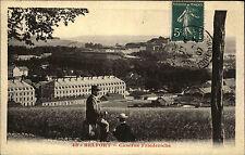 Belfort Frankreich France AK 1907 Caserne Friederichs Kaserne Militär gelaufen