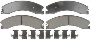 Brake Pad Set  ACDelco Professional  17D1411CH