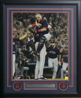 Chris Sale Christian Vazquez Framed 16x20 Red Sox World Series Celebration Photo