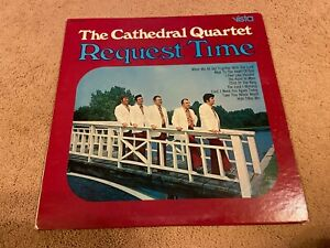 Request Time The Cathedral Quartet