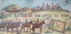 Waddingtons Battle of the Little Big Horn Board Game Spares Replacement Pieces