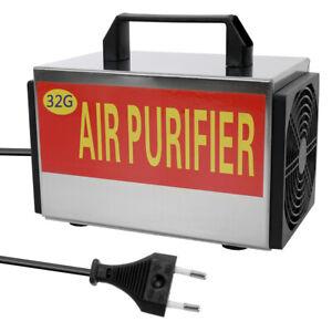 32g/h Ozongenerator Ozongerät Ozonisator Formaldehyd Luftreiniger |Ausverkauf