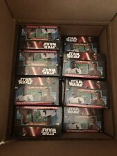 2016 Topps Star Wars Force Awakens 310 Card Set LOT OF 14 SETS SEALED WOW!!