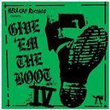 RANCID, THE AGGROLITES... - Give 'em the root vol 4 - CD Album