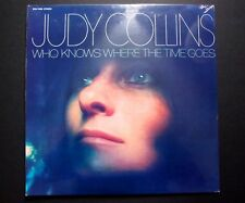 Judy Collins  Who Knows Where The Time Goes EKS-74033 First 1968 Pressing SEALED