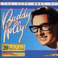 Buddy Holly - The Very Best Of Buddy Holly (AUDIO CD) Import NEW