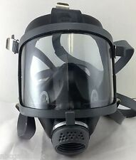Scott/SEA Domestic Preparedness Front Port (FP) 40mm NATO NBC Gas Mask Open Box