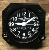 BREITLING Table Clock Novelty Limited Rare - Store Edition