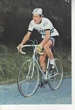 CYCLISME carte cycliste MICHEL LAURENT équipe PEUGEOT- ESSO