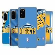 OFFICIAL NBA DENVER NUGGETS GEL CASE FOR SAMSUNG PHONES 1