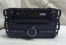 09 2009 Pontiac Torrent Radio Cd Player 20766795