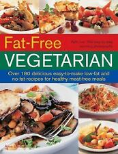 Fat Free Vegetarian (Over 180 delicious easy-to-make low-fat and no-fat recipes