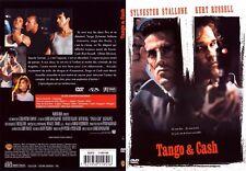 DVD *** TANGO ET CASH *** avec Sylvester Stallone, Kurt Russell, ... Neuf