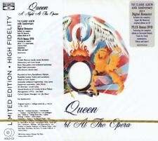 Queen A Night At The Opera Blu-Spec Gold CD+DVD New Sealed