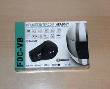 BT Motorcycle Helmet Bluetooth Headset Motorbike Intercom Headset 500M