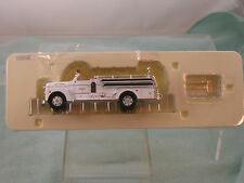 Seagrave 70th Anniversary Fire Truck Corgi Open Cab New Haven,CT 1:50 scale