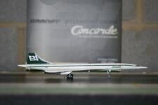 Jet-X 1:400 Braniff International Concorde N94AA (JX094) Die-Cast Model Plane