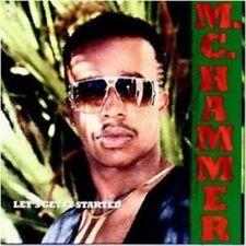 M.C. Hammer - Let's Get It Started - CD Album