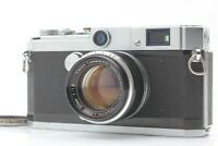 【EXC+5】 Canon L3 35mm Rangefinder Camera 50mm f/1.8 L39 Lens From JAPAN #561
