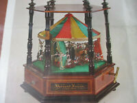 Music Machines Automata Mechanical Player Piano Music Box Vintage 1976