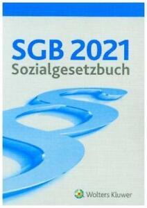 SGB 2021 Sozialgesetzbuch Gesamtausgabe