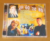 ANNI '60 '70 '80 - INTERPRETI ORIGINALI - 2002 - OTTIMO CD [AD-189]