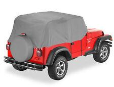 Bestop Trail Cover - Jeep Wrangler Unlimited 4 Door JK 2007-2017 - Cockpit Cover