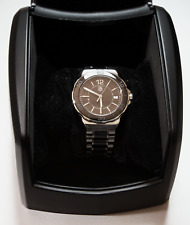 TAG Heuer Formula 1 WAH1210.BA0859 Stainless steel / black ceramic wristwatch