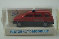 Rietze Modellauto 1:87 H0 Mitsubuishi Space Wagon Stadtbrandmeister