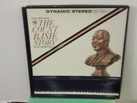 """Count Basie,Roulette,""""The Count Basie Story"""",US,BOX Set,st.booklet,spokes labels"""