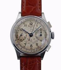Vintage 1937 Authentic Rolex Chronograph Reference 2508 Original Dial men Watch