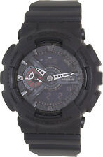 Casio GA110MB-1A G-Shock Black Ana-Digi Dial black Resin Strap Men's Watch