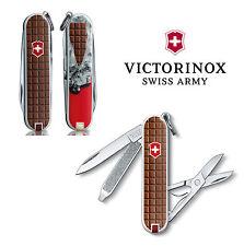 VICTORINOX Classic CHOCOLATE Coltellino Multiuso 58mm 0.6223.842 Sped. Tracciata