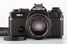 Olympus OM-4 mit 50mm 1,4 Auto-S Zuiko  SHP 62337
