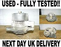 FITS PEUGEOT 106 306 ALTERNATOR 1.0 1.1 1.3 1.4 1.6 PETROL 1991-2005 70 Amp
